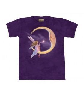 Star Kiss - Fairy T Shirt by the Mountain
