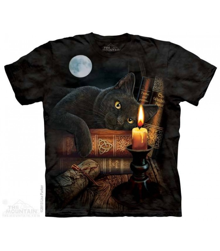 Envoûter - T-shirt Gothique The Mountain