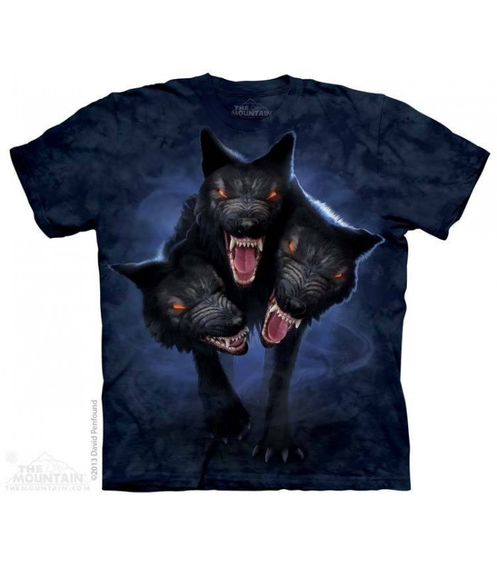 Cerberus - Fantasy T Shirt The Mountain