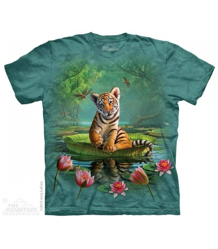 Tiger Lily - Big Cat T Shirt The Mountain