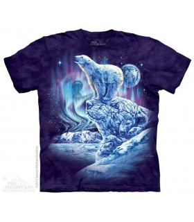 Find 11 Polar Bears - Hidden Images T Shirt The Mountain