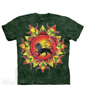 One Love Batik - T Shirt The Mountain