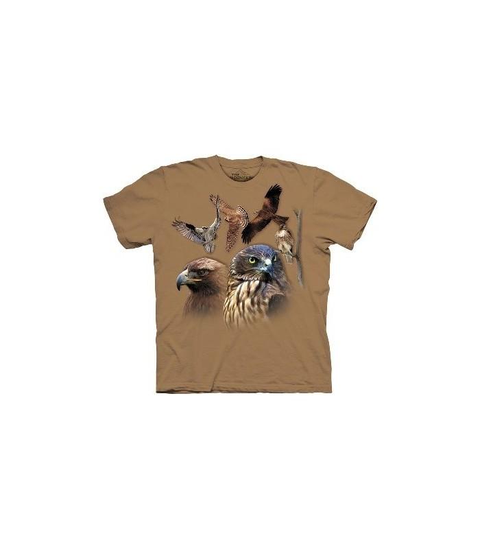 T-Shirt Oiseaux de Proie par The Mountain