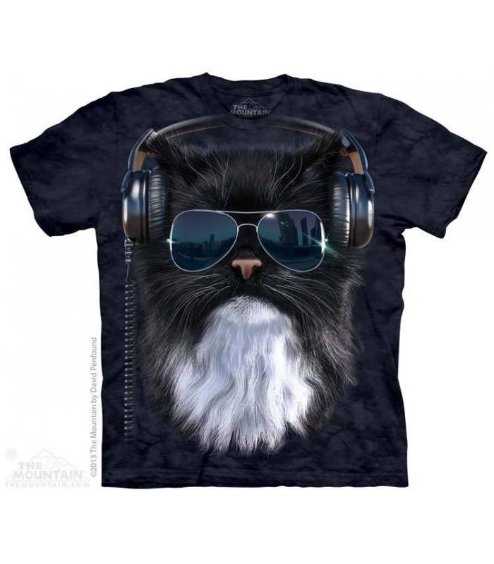 Cool Cat - Pet T Shirt The Mountain