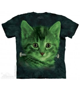 Chaton Frankenstein - T-shirt Monstre The Mountain
