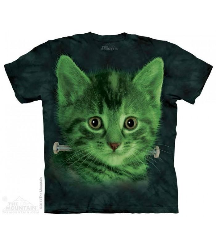 Franken Kitten - Monster T Shirt The Mountain