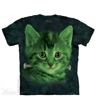 Chaton Frankenstein - T-shirt Monstre The Mountain