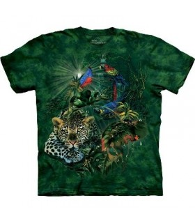 T-Shirt Rainforest Gathering par The Mountain