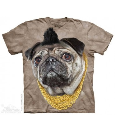 Mr P - Dog T Shirt The Mountain