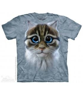 Catten - Cat T Shirt The Mountain