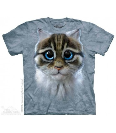 Catten - Cat T Shirt The Mountain