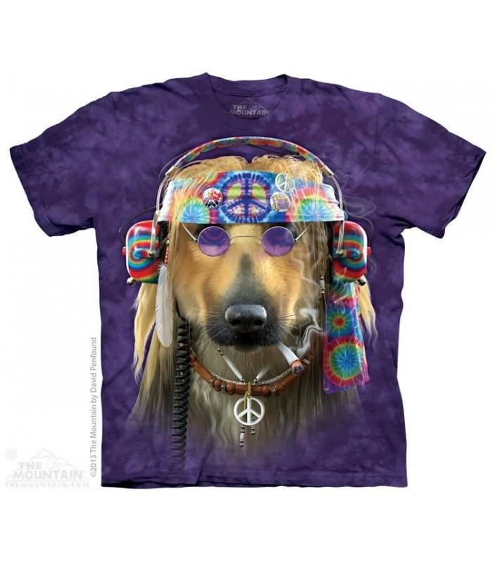 Peace Dog - Manimal T Shirt The Mountain