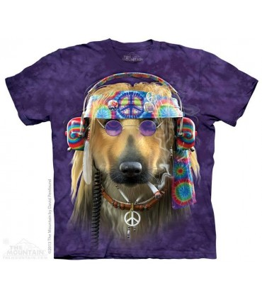 Peace Dog - Manimal T Shirt The Mountain