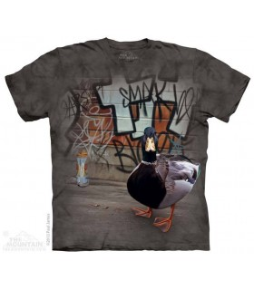 Streetwise Charlie - Duck T Shirt The Mountain