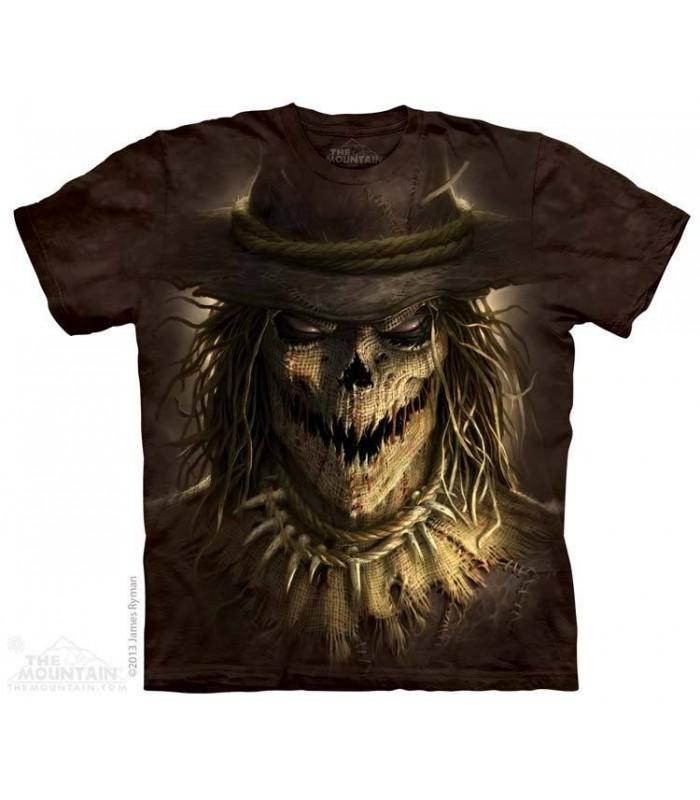 T-shirt Epouvantail The Mountain