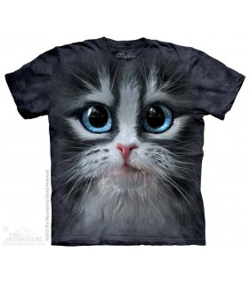 Cutie Pie Kitten - Cat T Shirt The Mountain