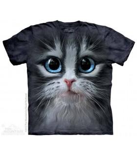 Cutie Pie Kitten - Cat T Shirt The Mountain
