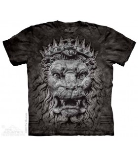 Roi Lion - T-shirt Animal The Mountain