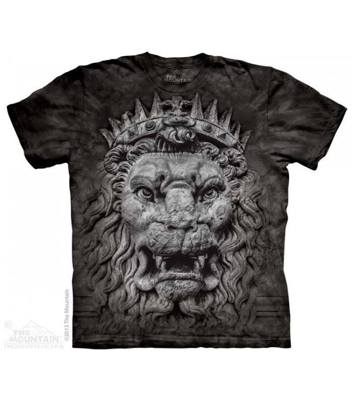 Roi Lion - T-shirt Animal The Mountain