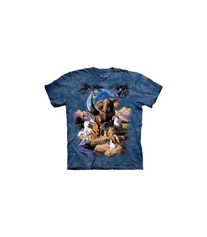 World of Animals - Zoo Shirt Mountain