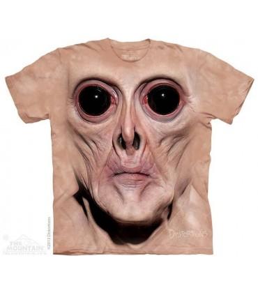 Big Face Krem - Dark Fantasy T Shirt The Mountain