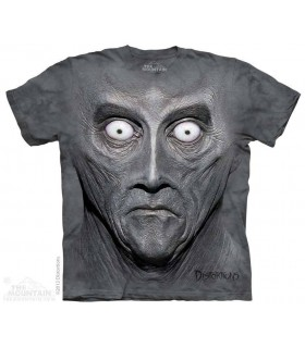 Big Face Creeton - Dark Fantasy T Shirt The Mountain
