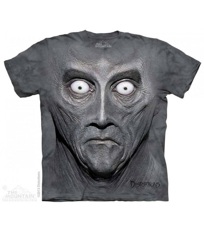 Creeton - T-shirt Monstre The Mountain