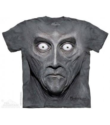 Big Face Creeton - Dark Fantasy T Shirt The Mountain