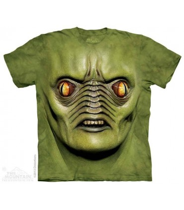 Ancromeda - T-shirt Monstre The Mountain