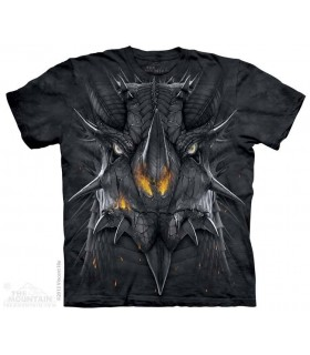 T-shirt Tête de Dragon The Mountain