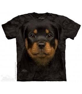 Chiot Rottweiler - T-shirt Chien The Mountain