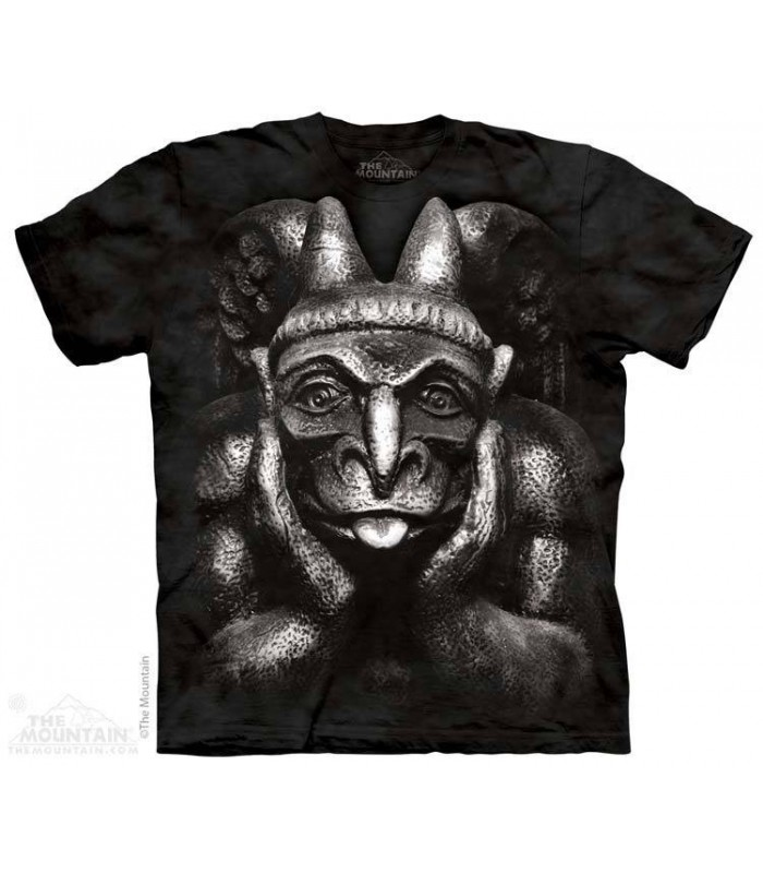 Gargouille - T-shirt Statue The Mountain