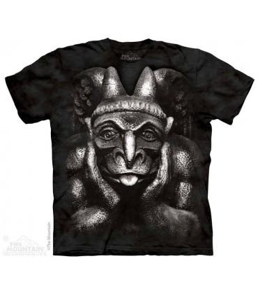 Gargoyle - Statue T Shirt The Mountain