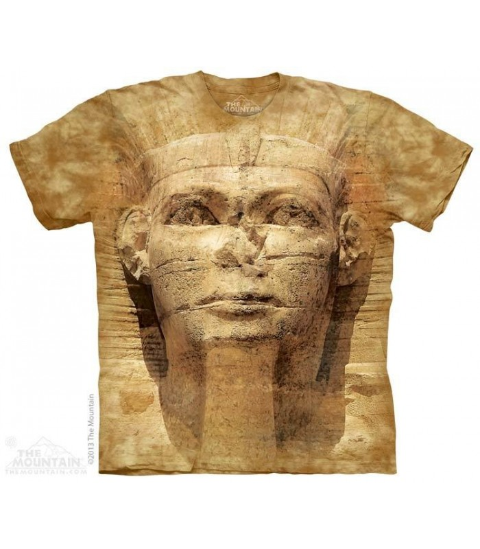 g Face Sphinx - Statue T Shirt The Mountain