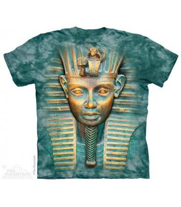 Toutankhamon - T-shirt Statue The Mountain