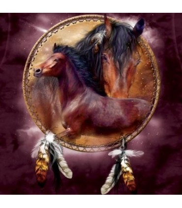 Horse Shield - Horse Shirt Mountain