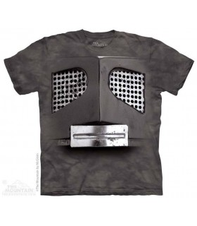 T-shirt Robot Gris The Mountain