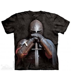 Knight - Fantasy T Shirt The Mountain