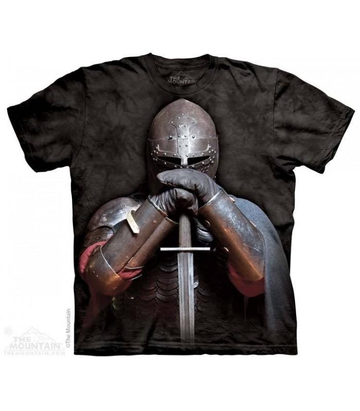 Knight - Fantasy T Shirt The Mountain