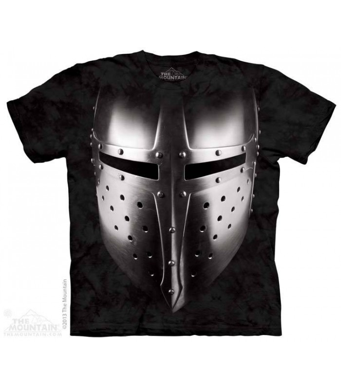 Big Face Armor - Knight T Shirt The Mountain
