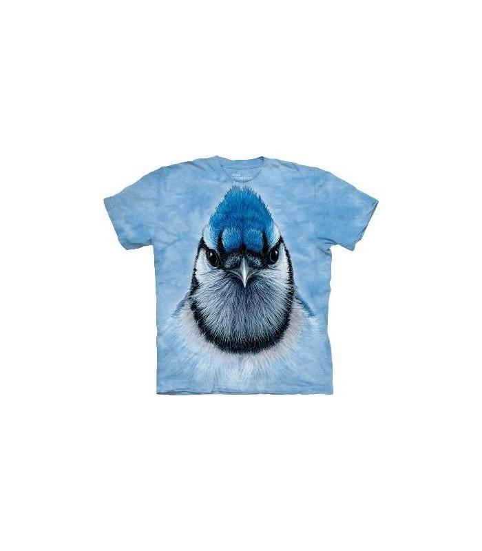 Blue Jay - Bird T Shirt Mountain
