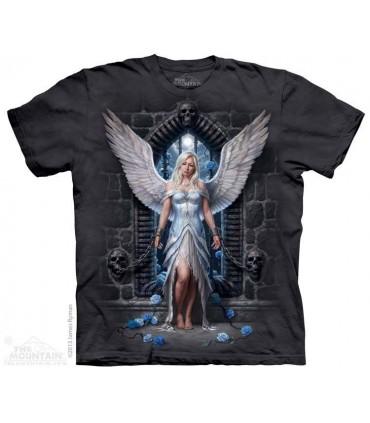 Ange Emprisonné - T-shirt Fantasy The Mountain