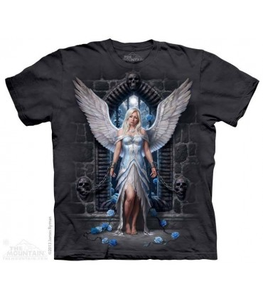 Imprisoned Angel - Fantasy T Shirt The Mountain