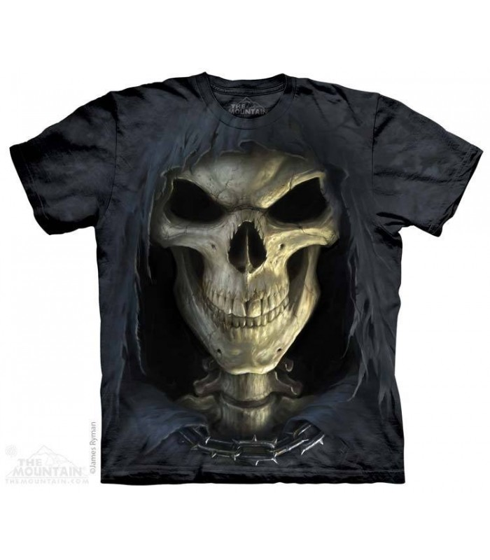 La Mort - Tshirt Crâne The Mountain