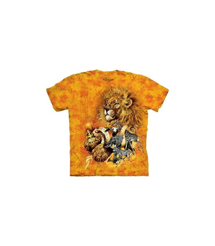 African King - Zoo Shirt The Mountain