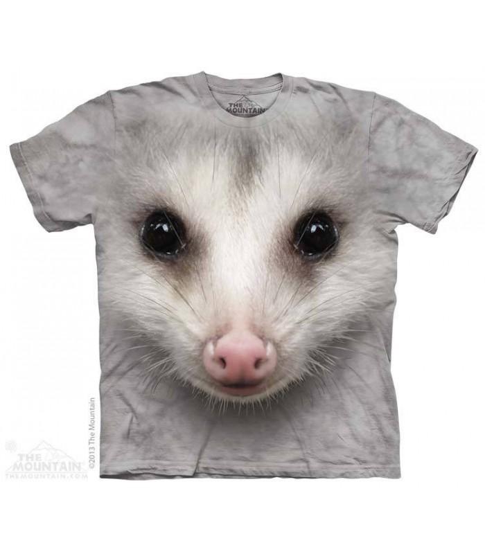 T-shirt Opossum The Mountain