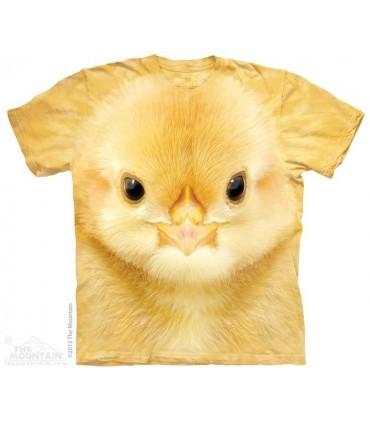 T-shirt Bébé Poussin The Mountain