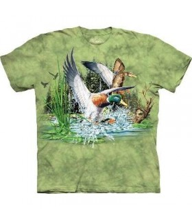 Find 13 Ducks - Bird T Shirt Mountain