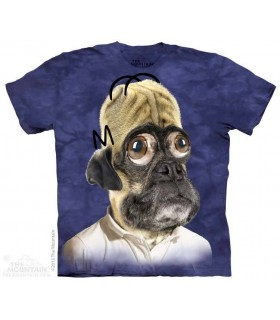 Pugson - T-shirt humoristique The Mountain