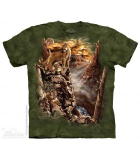 Find 12 Cougars - Hidden Images T Shirt The Mountain